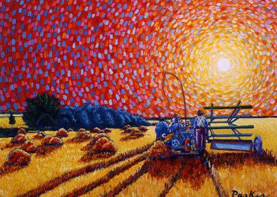 Harvesting Dreams